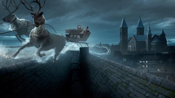 Emma og Julemanden udstilling på Viborg Museum